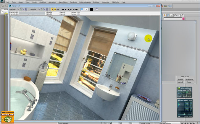 3ds max 2014 iray interior design vol 4 it 3d model for 3ds max interior design files