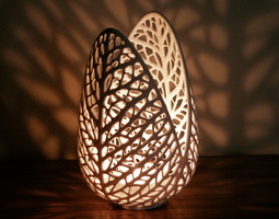 Tealight Holder 09 3D Model