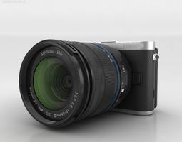 3D Samsung NX 300