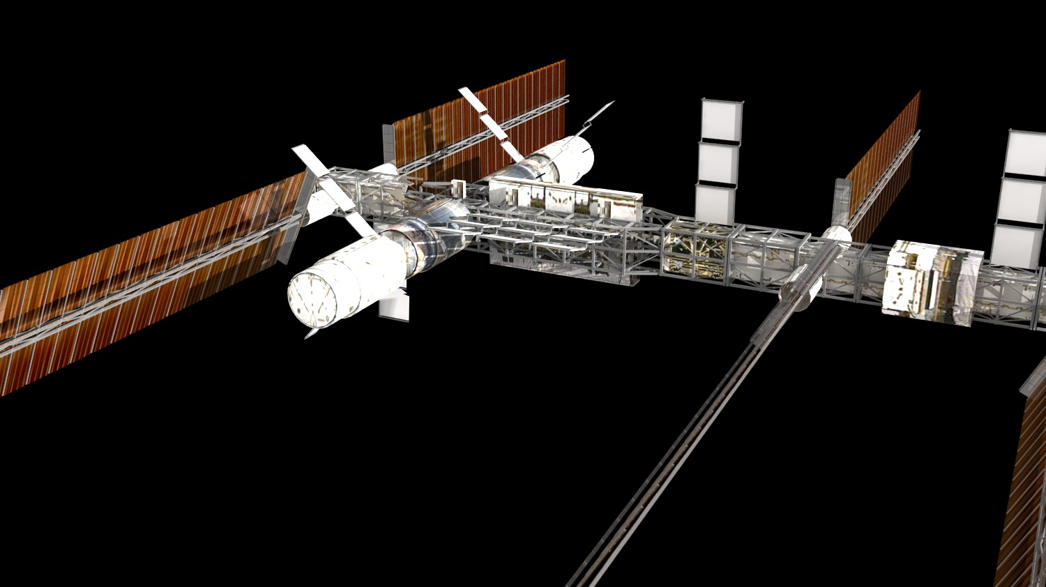 space station 3d models -#main