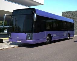 3D ARK bus 12 Suburban Liner
