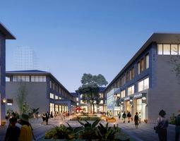 3d mall design