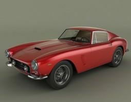 Ferrari 250 GT SWB 3D Model