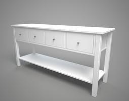 Dresser 3D commode