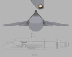 Chimaera 3D Model