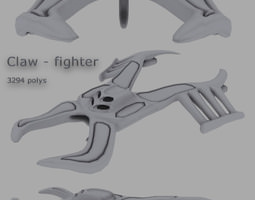 Grid_claw_alien_fighter_3d_model_3ds_24cc1c69-84be-4313-be53-b5513a78df6f
