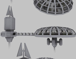 Greenpeace HQ 3D model
