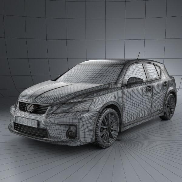 2011 Lexus Ct Camshaft