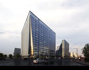 3d building 211