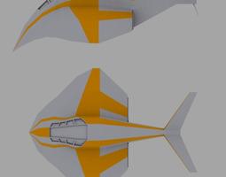 Sholva glider 3D Model