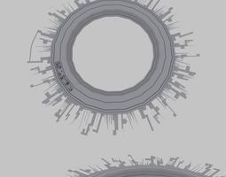 3D model Sunslayer