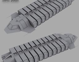 Xarian border transport 3D