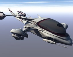 Grid_drone_attacker_3d_model_obj_95627e48-bc81-4ee7-a5f6-502010348042