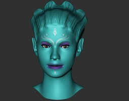 Grid_vertician_girl_3d_model_obj_stl_184823fb-7b10-462f-97a3-60f59e24834b