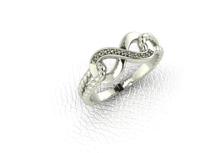 ring 3d model stl 1