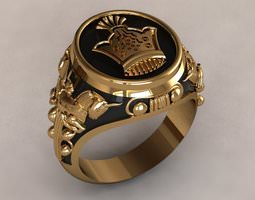 Grid_king_ancient_ring_3d_model_3dm_3f41a2d7-9d93-4014-80d8-6748283c7898