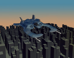 Grid_polyguardians_scrab_fighter_3d_model_obj_9bd5e237-bb2f-43fa-a737-ebcb0723a20a