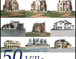 Villa Collection 50 items Vol4 3D