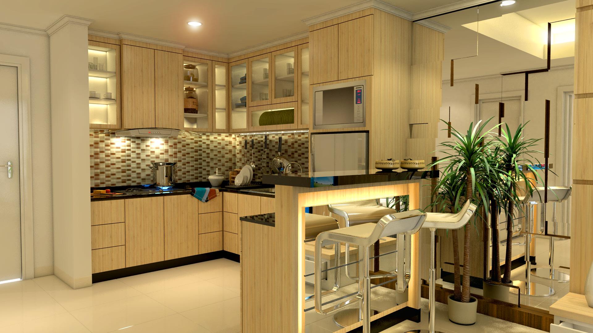 studio type apartment 3D Model .max - CGTrader.com