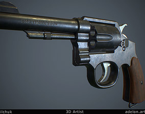 3D model 1942 Smith and Wesson Victory