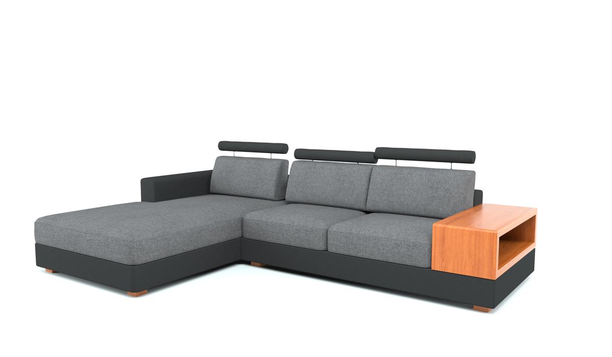 Modular sofa 3d model skp for Divan furniture models