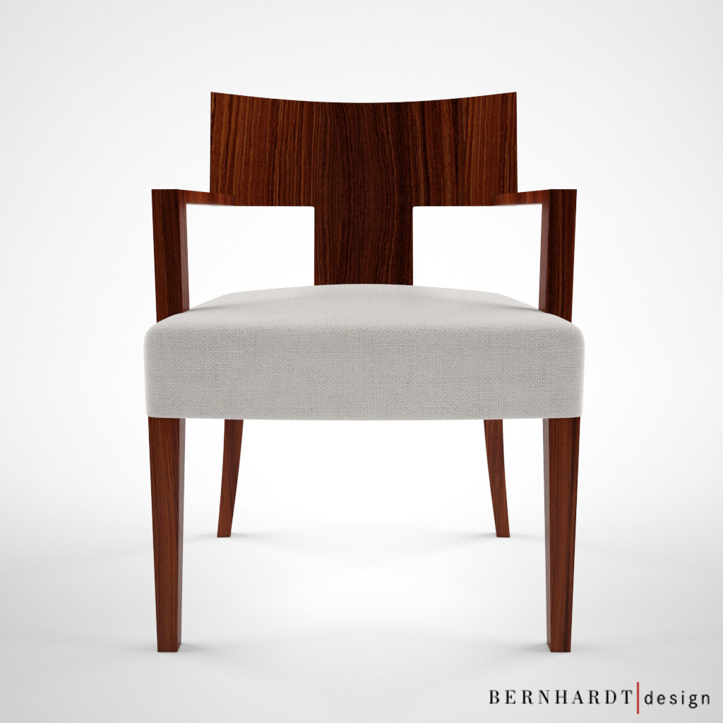 Bernhardt Design Alder Chair 3d Model Max