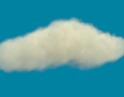 A rather Realistic Cloud D 3D