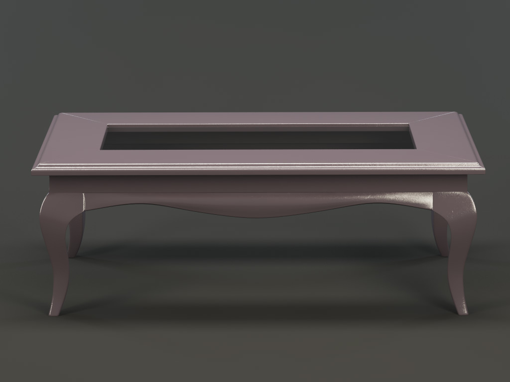Coffee table 3d model max for Coffee table 3d model