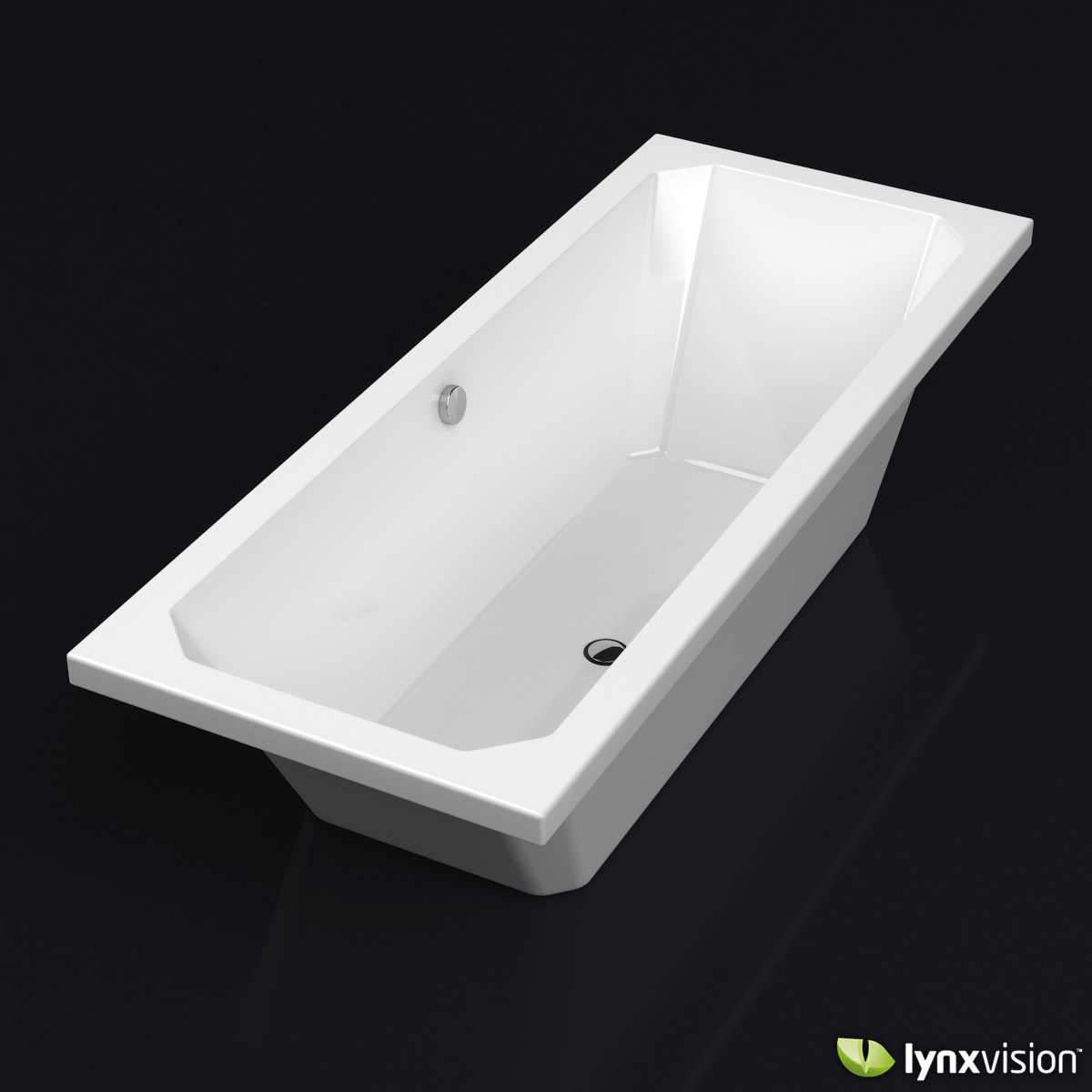 Duravit bathtub 1930 series 3d model max obj fbx c4d lwo for New bathroom models