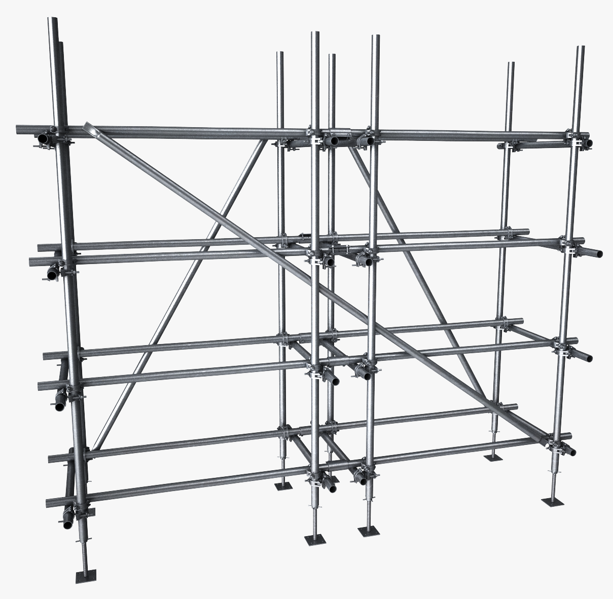 Dice Office Systems scaffolding 3D Models - CGTrader.com