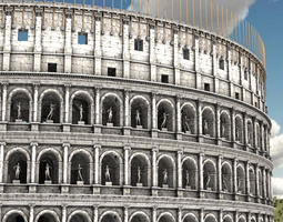 Colosseum for 3D Studio Max