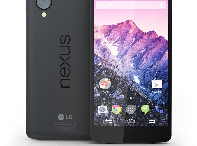 LG Google Nexus 53D model