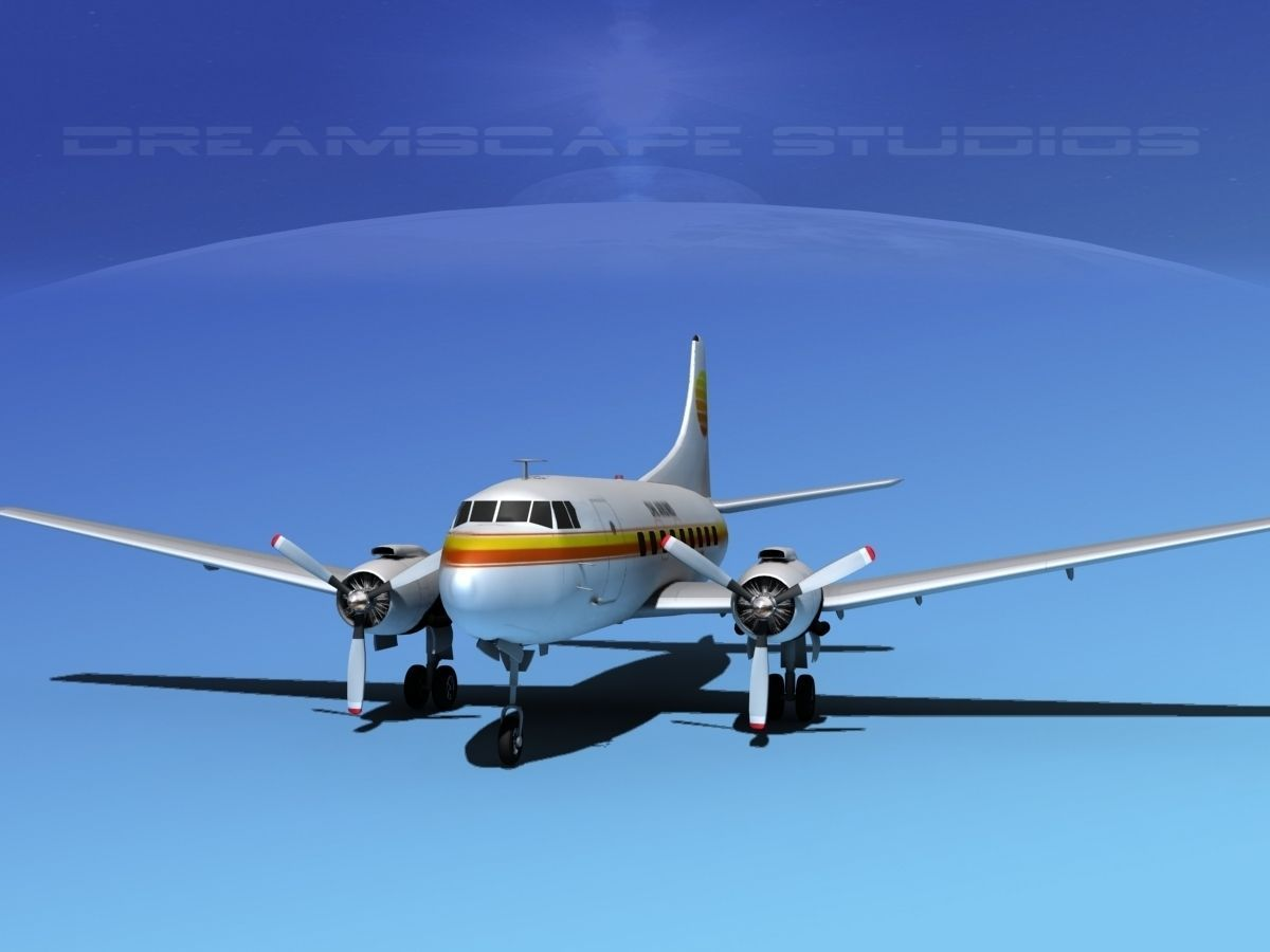 Martin 202 DHL Airlines