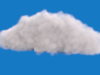 Realistic Cloud 3D Model