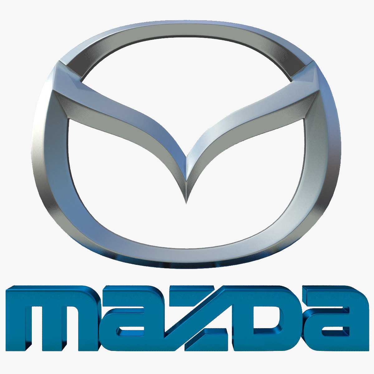 Mazda Logo 3D Model .max .obj .3ds .fbx - CGTrader.com: cgtrader.com/3d-models/vehicle/part/mazda-logo--3