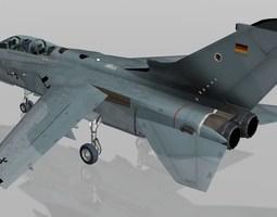 Tornado IDS Luftwaffe AG51 Squadron Schleswig-Jagel AB 3D Model