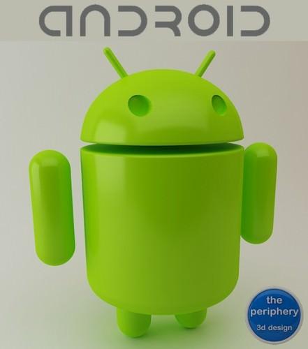 Как сделать модель андроида