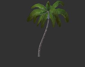 Free Tree 3D model animated