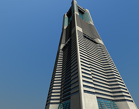 3D Landmark Tower Yokohama
