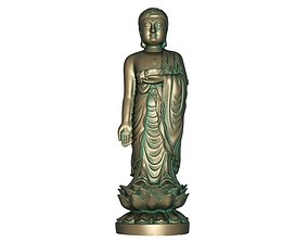 3D printable model Buddha