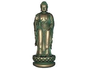 3D printable model 3D model Buddha