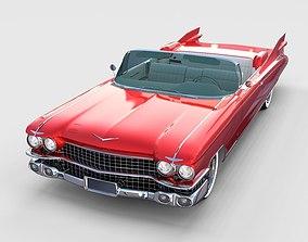 3D 1959 Cadillac Eldorado Biarritz rev