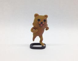 Pedo Bear of the Pedo Pals 3D Model
