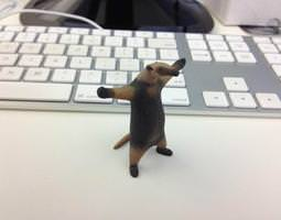 3d print model come at me bro fuck you i m an anteater