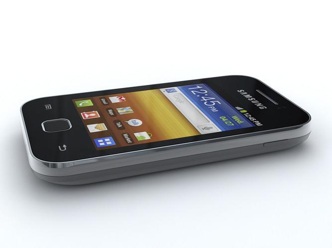 Free Samsung Galaxy Y S5360 Themes Mobile9