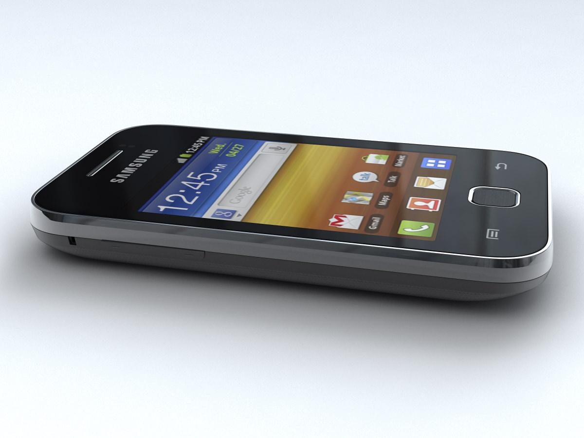 Samsung Galaxy Y S5360 Mobile9 Free Themes Free