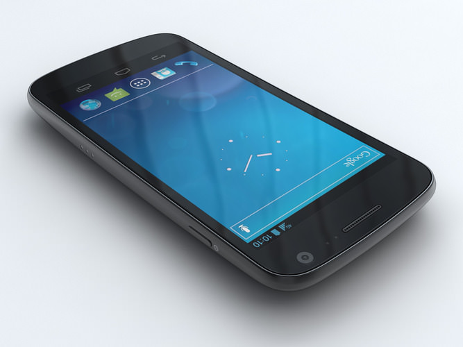 Samsung Galaxy Nexus i5153D model