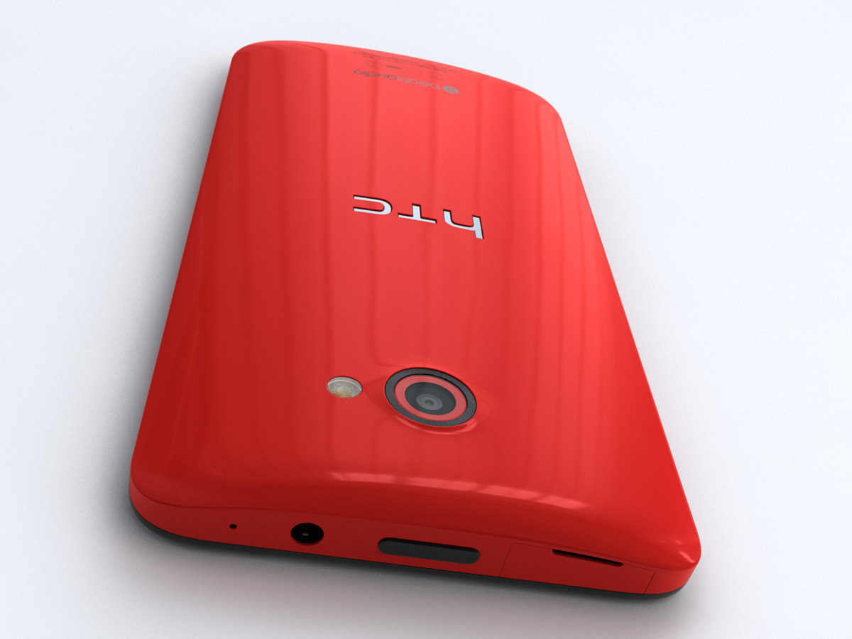 HTC Butterfly S 3D Model .max .obj .3ds .fbx