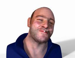 Good Guy Greg 3D Model