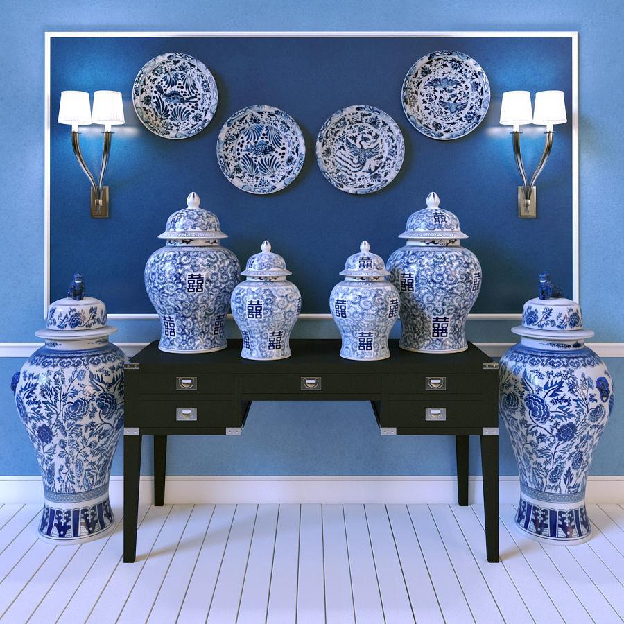 Eichholtz Vases Glamour Peninsula Desk St Andrew Lamp Mayflower